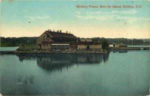 HALIFAX , N.S. - Melville Island Military Prison