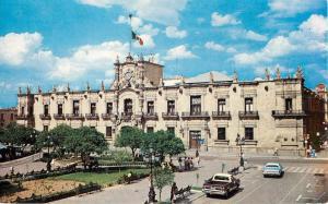 Palacio de Gobierno Postcard Mexico Palace Guadalajara Jal