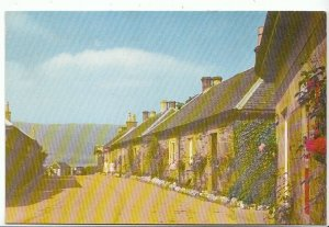 Scotland Postcard - Luss Village - Loch Lomond - Dunbartonshire   AB395