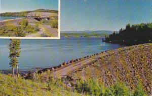 Canada Highway 16 Kenney Dam British Columbia