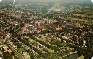 NY - Rochester. Kodak Park, Aerial View of Plant