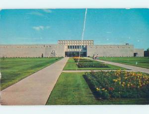 Pre-1980 MUSEUM SCENE Regina Saskatchewan SK ho9714