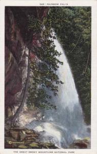 Rainbow Falls - Great Smoky Mountains TN, Tennessee