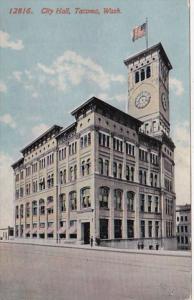 Washington Tacoma City Hall
