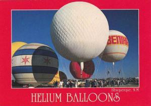 Helium Balloons, Albuquerque, New Mexico,  40-60s