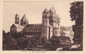 Kirche det Abtei Maria Laach, Langseite, Glasglow, Scotland, United Kingdom, ...