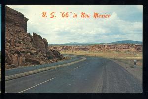 Grants, New Mexico/NM Postcard, Scenic Highway 66
