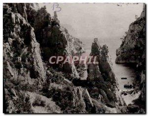 Modern Postcard Cassis Calanque d & # 39En Vau