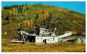 Canada  Gold Dredge