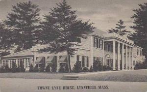 Massachusetts Lynnfield Towne Lyne House