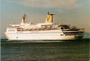'Fairsky' Ship at San Francisco CA Chantry Classic Unused Postcard C5