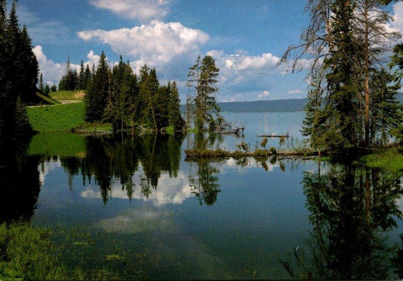 Yellowstone National Park Yellowstone Lake