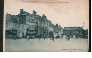 ALBERT, Somme, France; La Place d'Armes, The Arm Place, 00-10s
