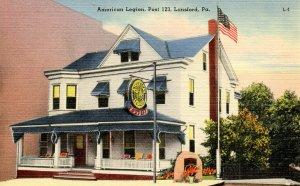 PA - Lansford. American Legion Post #123
