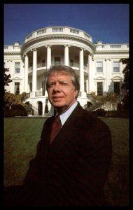 President Carter and the White House