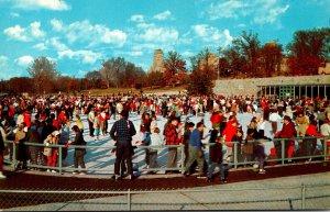 Misouri St Louis Forest Park Marc C Steinberg Memorial Skating Rink