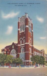 Florida St Petersburg First Methodist Church