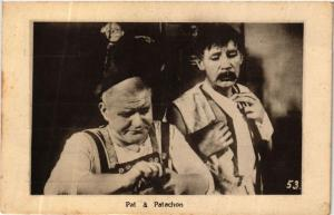 CPA PAT and PATACHON. Film Star (601718)