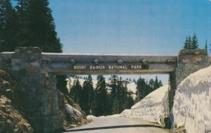 Summit-Chinook Pass, WASHINGTON, 40-60's