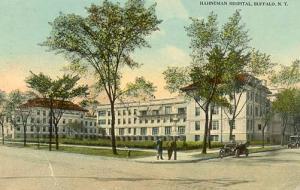 NY - Buffalo, Hahneman Hospital