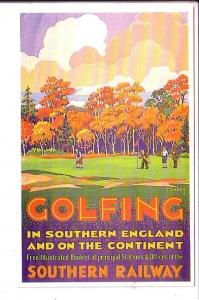 Golf in South England, Southern Railway