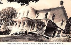 The Crazy House Smithville Flats NY 1941