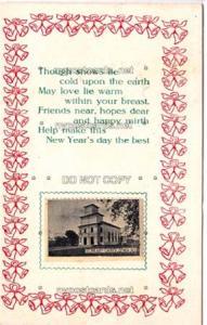 St Marys Church, Genoa NY