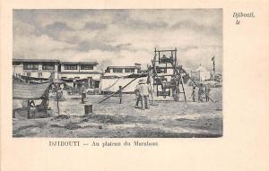 Djibouti Au plateau du Marabout