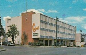 VANCOUVER, British Columbia, Canada, 40-60s; Capri Motor Hotel