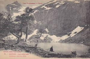 Les Pyrennes, Lac D'Espingo, Luchon, Haute Garonne, France, 00-10s