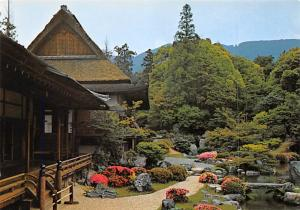 Sanpoin and its Garden - Kyoto