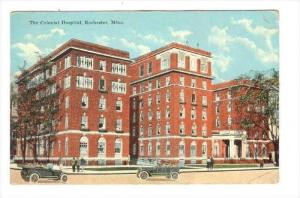The Colonial Hospital, Rochester, Minnesota, PU-1923