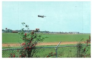 Shaw Air Force Base, South Carolina Aircraft Postcard