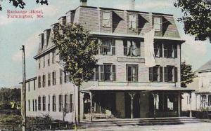 Exchange Hotel, Farmington, Maine, 00-10s