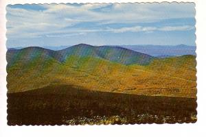 View From Summit, Sugar Loaf Mountain, Maine, Photo Fred Bush