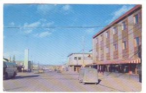 Fourth Avenue , WHITEHORSE , Yukon , Canada , PU-1960