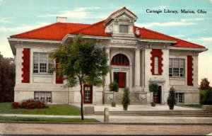 Ohio Marion Carnegie Library