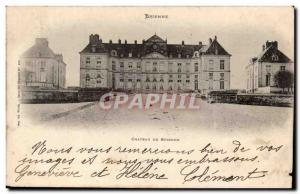 Old Postcard Brienne le Chateau Le Chateau