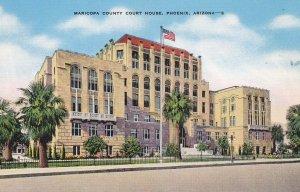PHOENIX, Arizona, 30-40's ; Court House