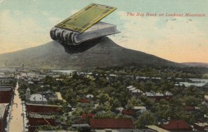 TENNESSEE, 1912;  Big Book On Lookout Mountain