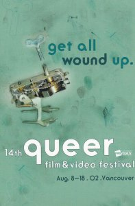VANCOUVER, British Columbia, Canada, 2002; 14th Queer Film And Video Festival