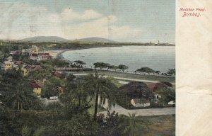 BOMBAY , India , 1911 ; Malabar Point