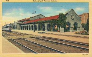 USA - Union Depot Phoenix Arixona 04.79