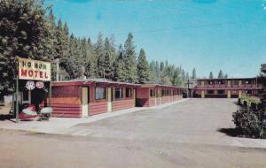 HO HUM Motel , Princeton , B.C. , Canada , 50-60s