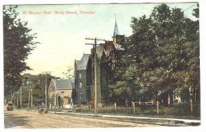 Exterior,M'Master Hall,Bloor Street,Toronto,Canada,00-10s
