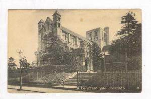 St Benet's Minster, Beccles, Uk, 00-10s