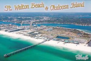 Fort Walton Beach & Okaloosa Island Florida