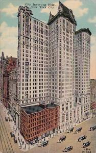 New York City Investing Building