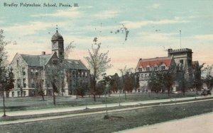 PEORIA , Illinois , PU-1910 ;   Bradley Polytechnic Institute
