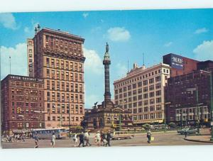 Unused Pre-1980 STREET SCENE Cleveland Ohio OH hp1965
